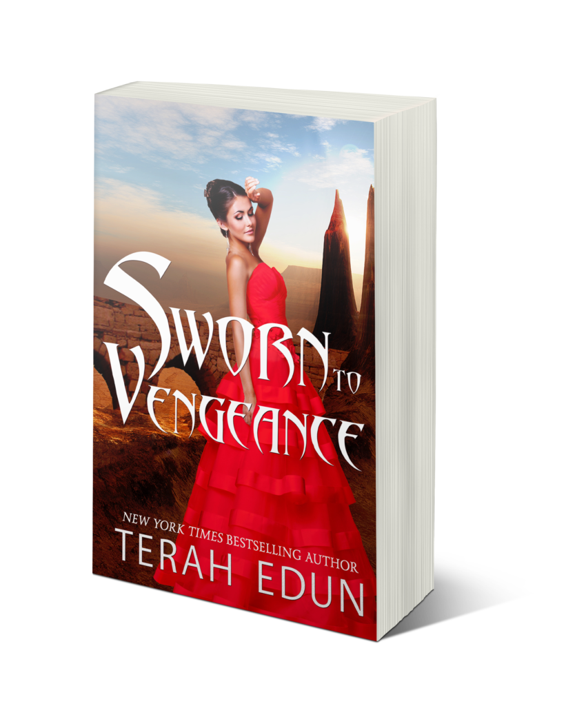 Sworn To Vengeance Paperback
