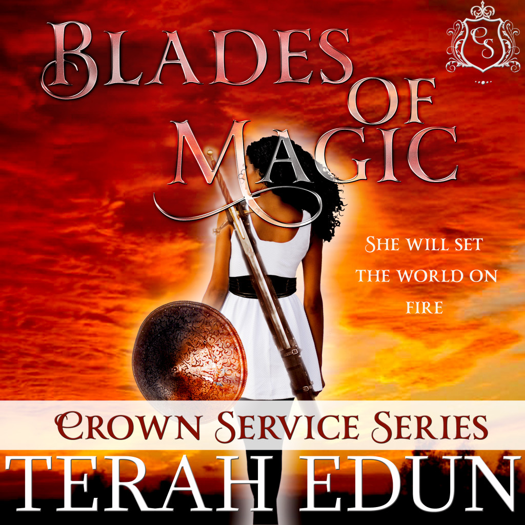 Blades Of Magic Audiobook Cover