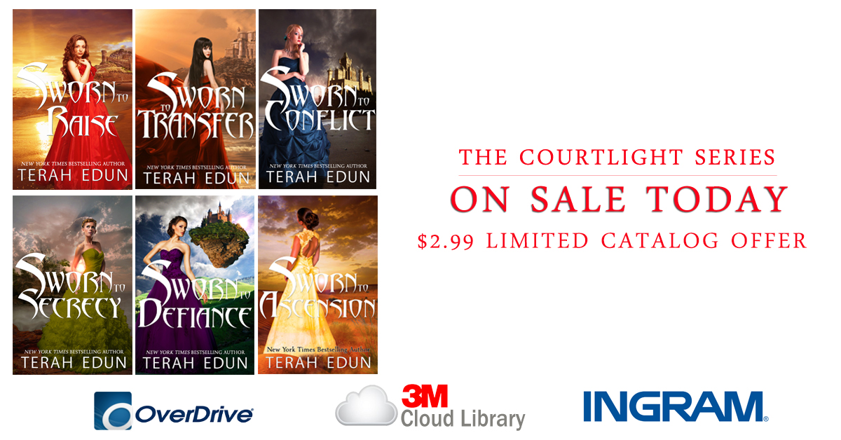 Courtlight Series Sale