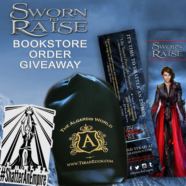 Bookstore Swag Pack