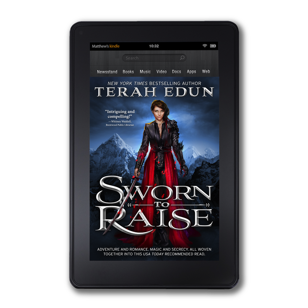Sworn To Raise New1 Kindle