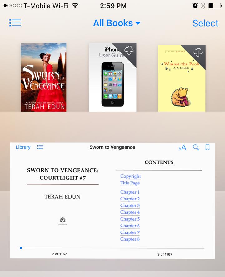VengeanceiBooks